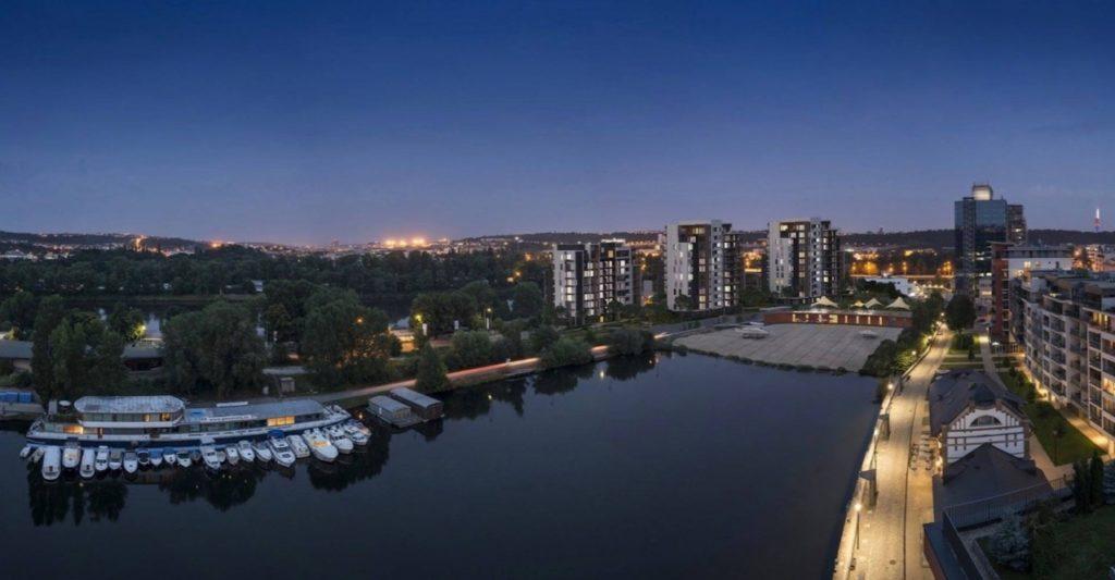 Marina City Praha